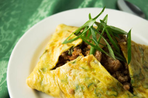 Chinese Stuffed Omelet
