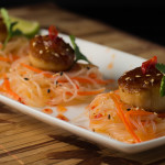 Thai Sweet Chili Scallops
