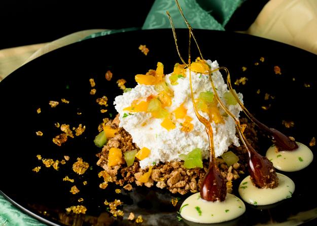 Tinker Bell's Dessert