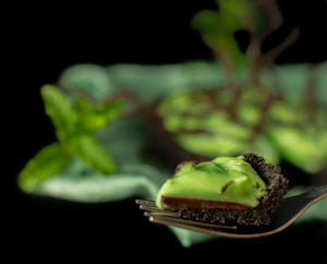 Mint Chocolate Tart