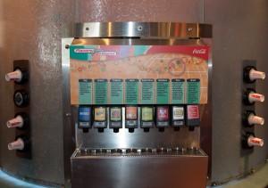 Soda Sampler