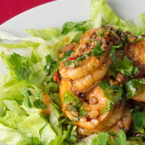 Chinese Spicy Shrimp
